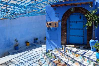 8 Day Tour North and South of Morocco ( From Tangier to Tangier including a night in the desert )