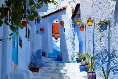 7 Day tour from Casablanca to Marrakech via Chefchaouen - Fes - Sahara Desert of Merzouga